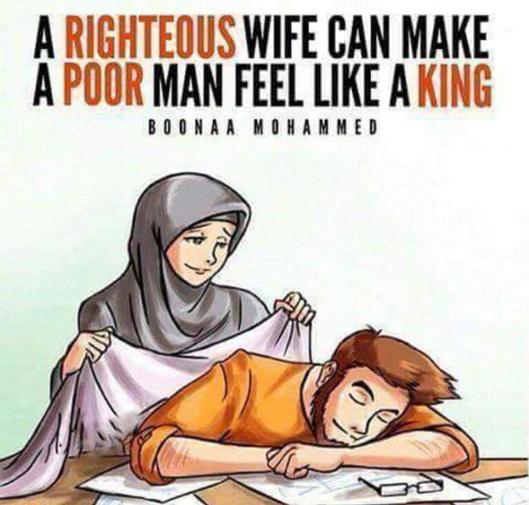 Saat Suami Meleleh oleh Kebaikan Istri