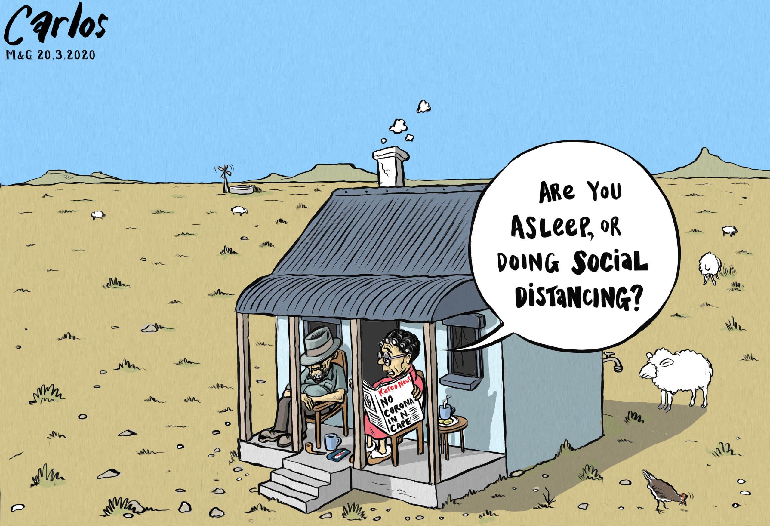 Social Distancing adalah Strategi Cerdas Amru bin 'Ash