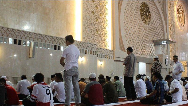 Berpindah Tempat untuk Mengerjakan Shalat Sunnah